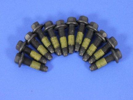 Szpilki kolektora wydechowego  zestaw na auto  03413 GMC