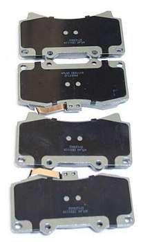 Klocki hamulcowe przednie IMD1119 Hummer H3 2006-2010
