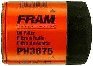 Filtr oleju silnika PH3675 Impala 1982-1985 5.7 Diesel
