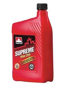 SUPREME 5W-20 1l. technologia syntetyczna