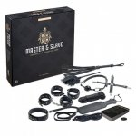 Gra erotyczna z akcesoriami - Master & Slave Edition Deluxe