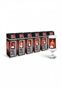 Szkło-Szklanka do piwa Red Light Mężczyźni