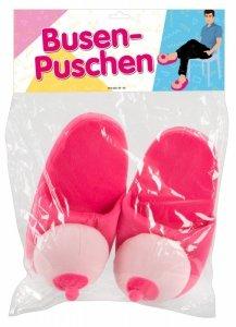 Pluszaki-Busenpuschen pink