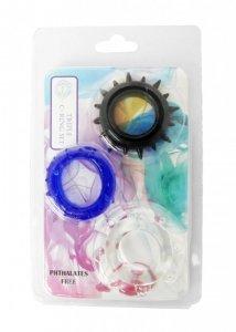 Pierścień-C-RING SET-color