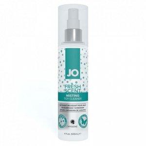 Środek czyszczący - System JO Misting Toy Cleaner Fragrance Free Hygiene 120 ml