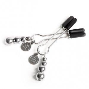 50 Shades of Grey - Zaciski na stutki - Adjustable Nipple Clamps