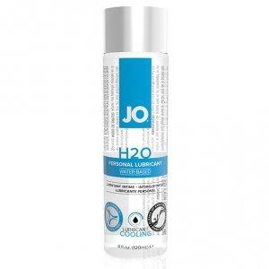 Lubrykant wodny - System JO H2O Lubricant Cool 120 ml Chłodzący