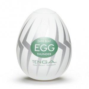 Japoński masturbator - Tenga Egg Thunder 1szt