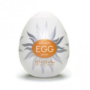 Japoński masturbator - Tenga Egg Shiny 1szt