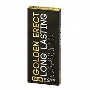 Tabletki poprawiające erekcję - Big Boy Golden Erect Tabs