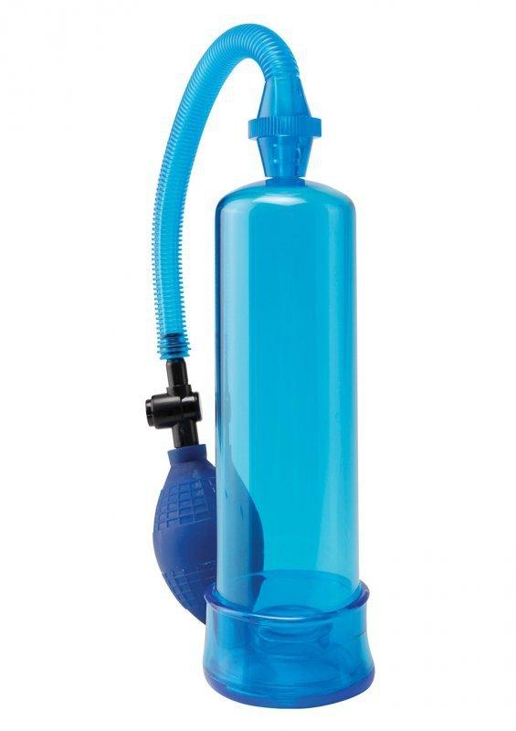 Pompka-PW BEGINNERS POWER PUMP BLUE