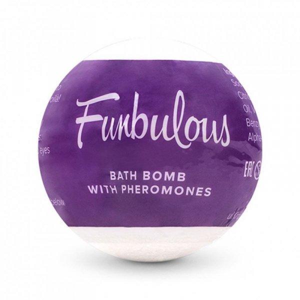 Bomba kąpielowa - Obsessive Bath Bomb with Pheromones Fun