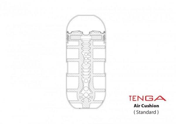 Tenga Air Cushion - Masturbator powietrzny