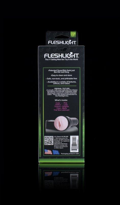 Fleshlight Pink Lady - Klasyczna pochwa