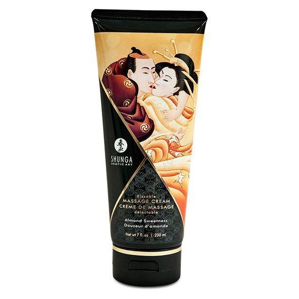 Krem do masażu - Shunga Massage Cream Almond 200 ml