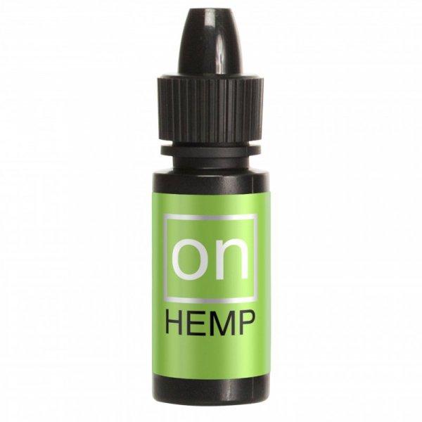 Olejek stymulujący - Sensuva On for Her Hemp Oil Infused Arousal Oil 5 ml Large Box