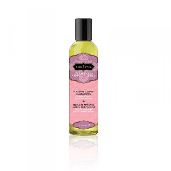Olejek do masażu - Kama Sutra Aromatic Massage Oil Pleasure Garden 59 ml