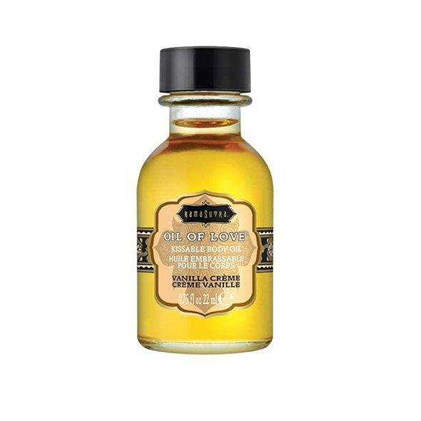 Olejek stymulujący - Kama Sutra Oil of Love Vanilla Creme 22 ml