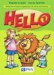 Hello! 1 Podręcznik