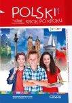 Polski krok po kroku Junior. Podręcznik do nauki języka polskiego jako obcego dla dzieci i młodzieży w wieku 10-15 lat