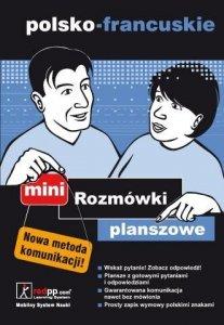 Minirozmówki planszowe polsko-francuskie