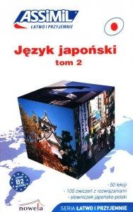 Język japoński łatwo i przyjemnie Tom 2