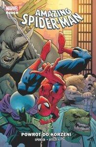 Amazing Spider-Man Tom 1 Powrót do korzeni