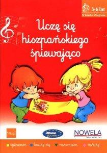 Uczę się hiszpańskiego śpiewająco Książka nagrania