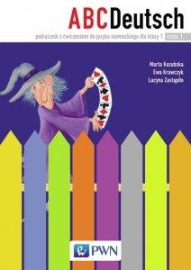ABC Deutsch 1 Podręcznik z ćwiczeniami do języka niemieckiego Część 1 i 2 + 2CD