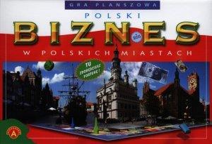 Polski biznes w polskich miastach Big