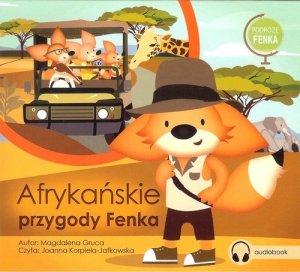 Afrykańskie przygody Fenka