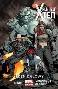 All New X-Men Tom 5 Jeden z głowy
