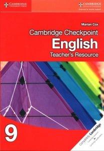 Cambridge Checkpoint English Teacher's Resource CD-ROM 9