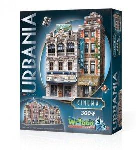 Puzzle 3D Wrebbit Urbania Cinema 300