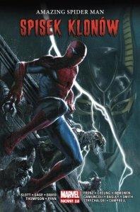 Amazing Spider Man Tom 5 Spisek klonów