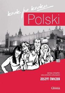 Polski krok po kroku A1. Zeszyt ćwiczeń