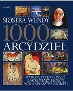 1000 arcydzieł Siostra Wendy Beckett (dodruk 2020)