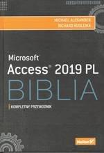 Access 2019 PL Biblia
