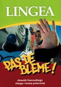 Pas de bleme! Słownik francuskiego slangu i mowy potocznej
