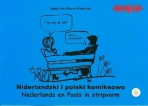 Niderlandzki i polski komiksowo (książka + CD)