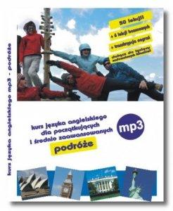 Angielski na MP3 Podróże. Kurs dla początkujących i średnio zaawansowanych
