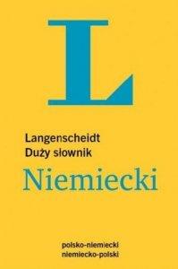 Duży słownik polsko-niemiecki, niemiecko-polski Langenscheidt