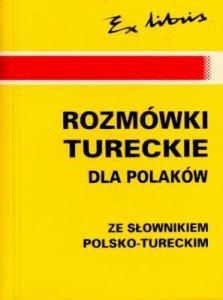Minirozmówki tureckie dla Polaków ze słownikiem polsko-tureckim
