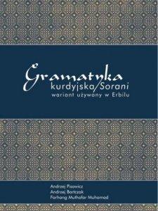 Gramatyka kurdyjska Sorani z płytą CD. Wariant używany w Erbilu