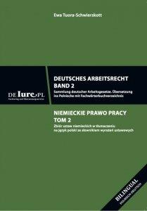 Deutsches Arbeitsrecht Band 2 Niemieckie prawo pracy w tłumaczeniu na język polski Tom 2
