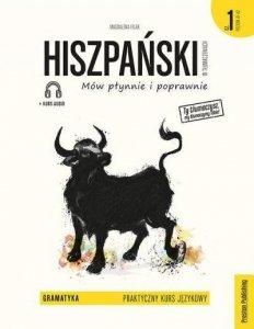 Hiszpański w tłumaczeniach 1. Gramatyka z nagraniami MP3 do pobrania (A1-A2)
