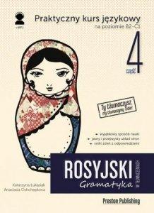 Rosyjski w tłumaczeniach 4. Gramatyka. Poziom B2-C1 z nagraniami MP3
