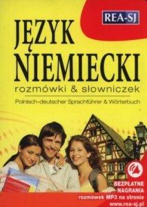 Język niemiecki. Rozmówki & słowniczek. Polnish-deutscher Sprachfuhrer & Worterbuch z nagraniami MP3