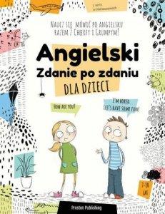 Angielski dla dzieci. Zdanie po zdaniu + MP3