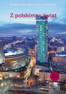 Z polskim w świat część 2 z płytą CD. Podręcznik do nauki języka polskiego jako obcego na poziomie B1-B2